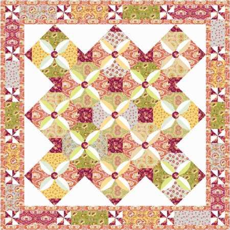 Autumn Ribbons quilt2